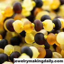 Proses Pembuatan Perhiasan Baltic Amber Yang Harus Anda Ketahui